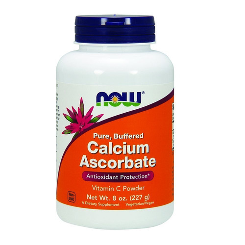 calcium ascorbate  100% pure buffered vitamin c power  227g