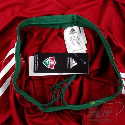 f1b770c8a2 Calção adidas Fluminense Ii 2014 - Futfanatics - R  35