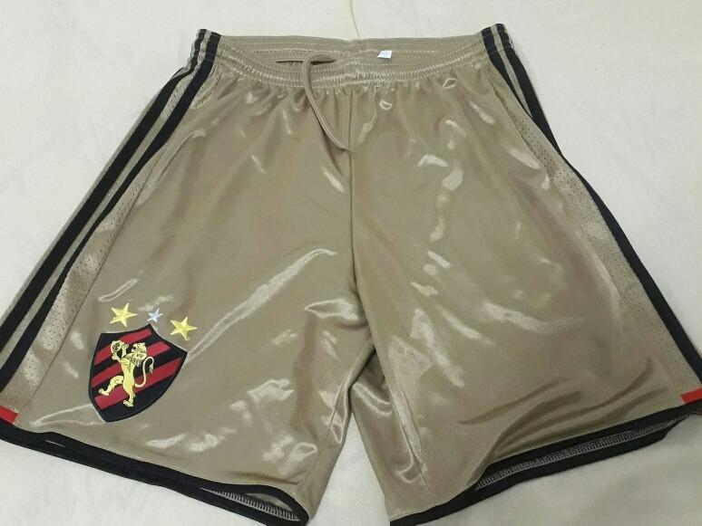 Calção adidas Sport Recife Dourado - R  50 2a728ba66d591