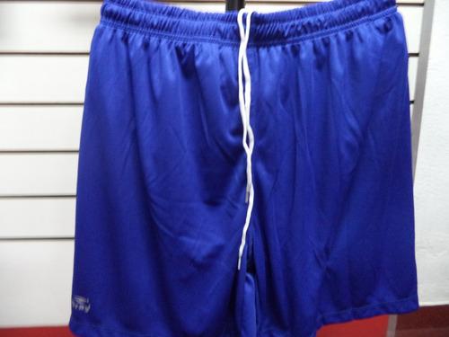 calção azul de futebol dray ggg (g3)