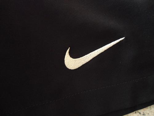 Calção Corinthians Nike Oficial - Tamanho M Infantil - R  50 0f28c1e866e0f