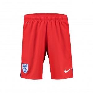 74fa23abaa28e Calção Da Inglaterra Seleção Inglesa Shorts Branco Vermelho - R  79 ...