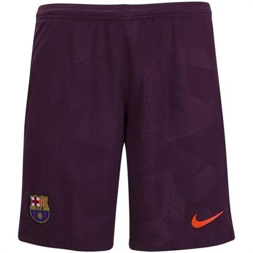 632ab6ec6f Calção Do Barcelona Novo Jogador De Futebol Bermuda Shorts - R  79 ...