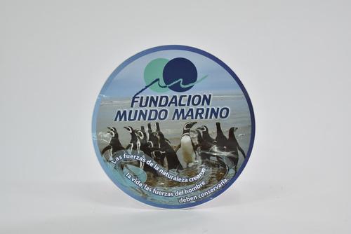calco fundación mundo marino exterior
