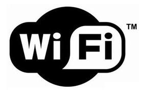 62ab5368485c Calco Logo Wifi 16x11cm Autoadhesivo Pack X 2 Unidades