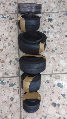 calco mola  saveiro cross 2012/ 2 dianteiros e 2 traseiras