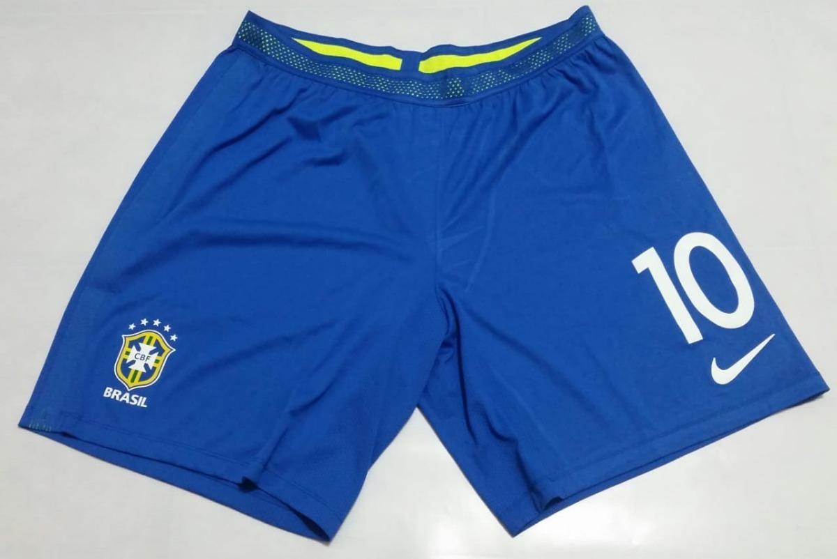 c23284247b calção nike seleção brasileira home i azul 2017 jogador  10. Carregando  zoom.