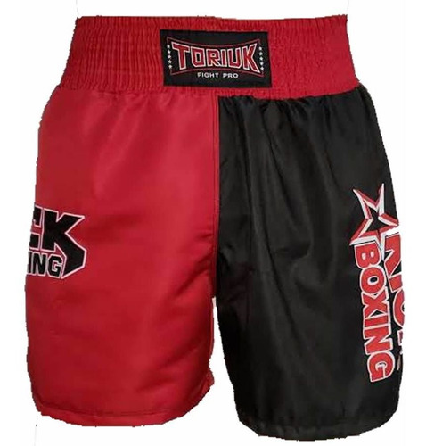 calção short treino kickboxing - starfighter  unissex toriuk