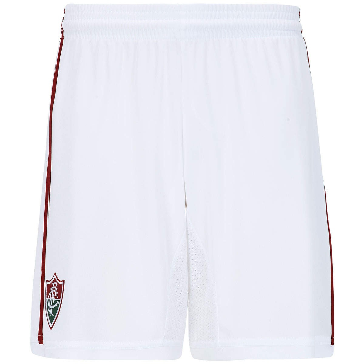 6cb89400ab Calção (shorts Bermuda) Fluminense 1 - 2014 Oficial - R  69