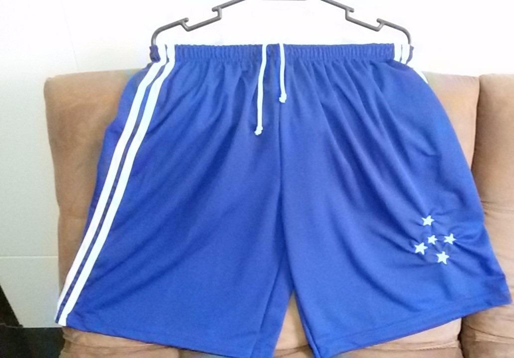 calção shorts de times de futebol - cruzeiro. Carregando zoom. f6831829e5335