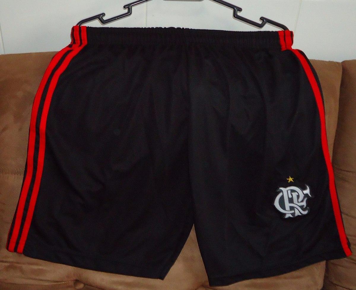 e277f9784aace calção shorts de times de futebol - flamengo (preto). Carregando zoom.
