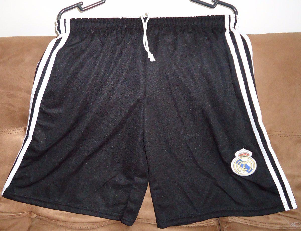 45afb97131807 Calção Shorts De Times De Futebol - Real Madrid