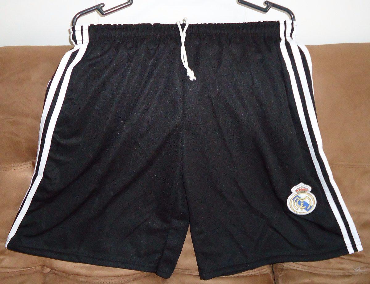 c9ad2198c53d0 calção shorts de times de futebol - real madrid. Carregando zoom.