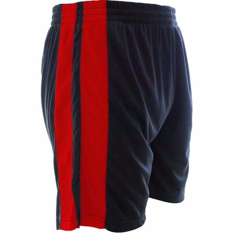 aa5b7e8e9c763 Calção Shorts Futebol Infantil   Juvenil Kit 25 Unidades - R  230