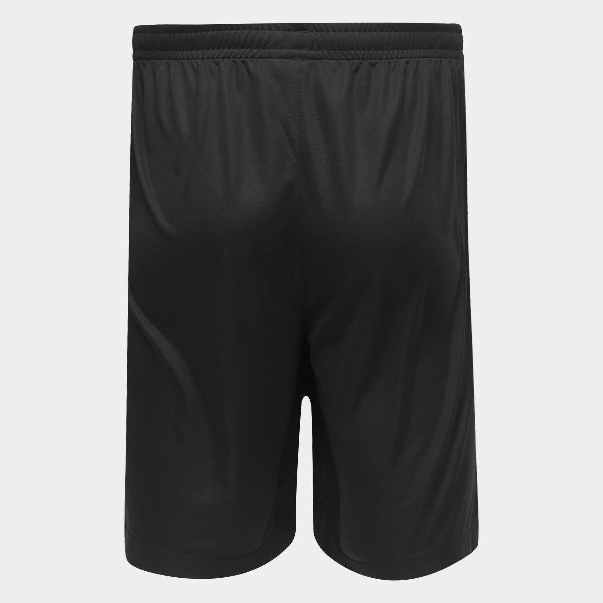 09ec6596916aa calção shorts topper botafogo i 2018 preto tam g. Carregando zoom.