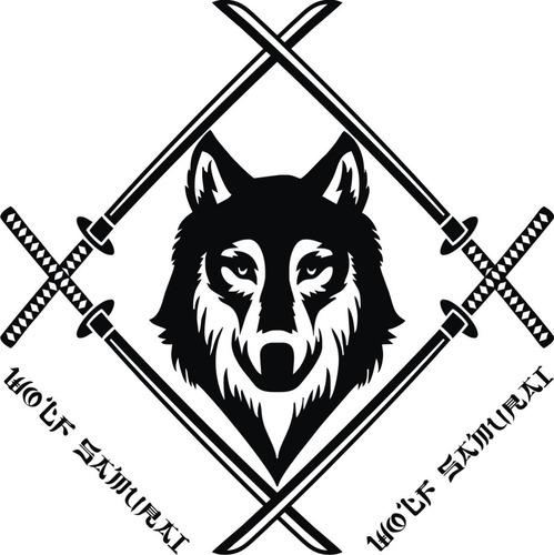 calco wolf samurai 01para luneta - graficastuning 00071