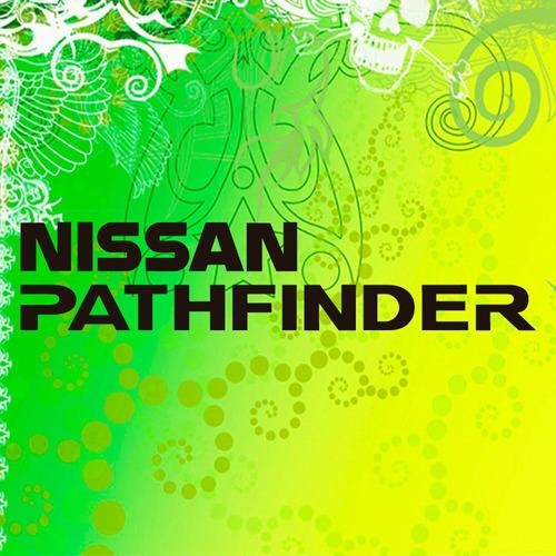 calcomania nissan pathfinder