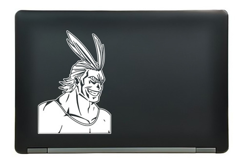 calcomanía sticker boku no hero academia all might anime manga laptop auto ventana 5.11x7.25 pulgadas wd47