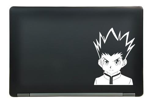 calcomanía sticker hunter x hunter gon freecss anime manga laptop auto ventana 4.61x6.25 pulgadas wd19