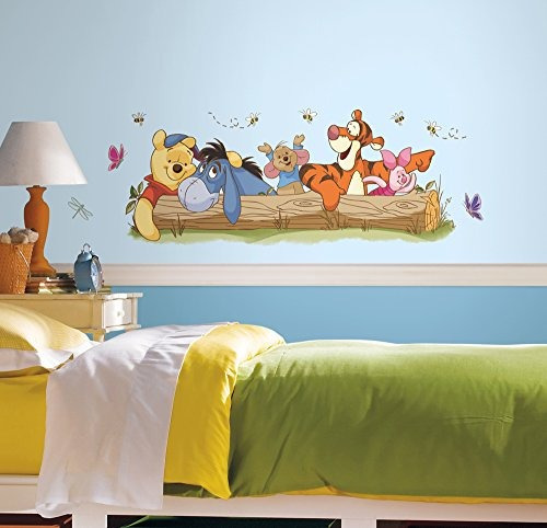 calcomanias de pared winnie the pooh roommates