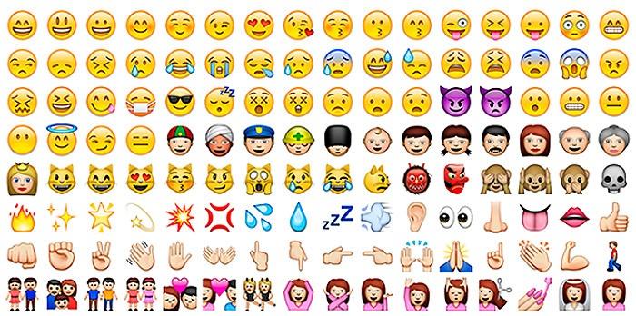 Calcomanias Emoticons Whatsapp 912 Piezas Envio Gratis