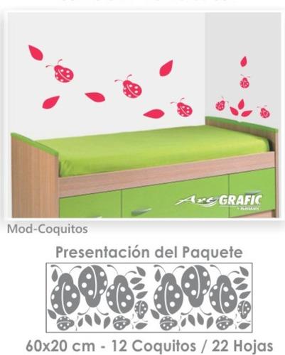 calcomanias etiquetas stickers en vinil para paredes