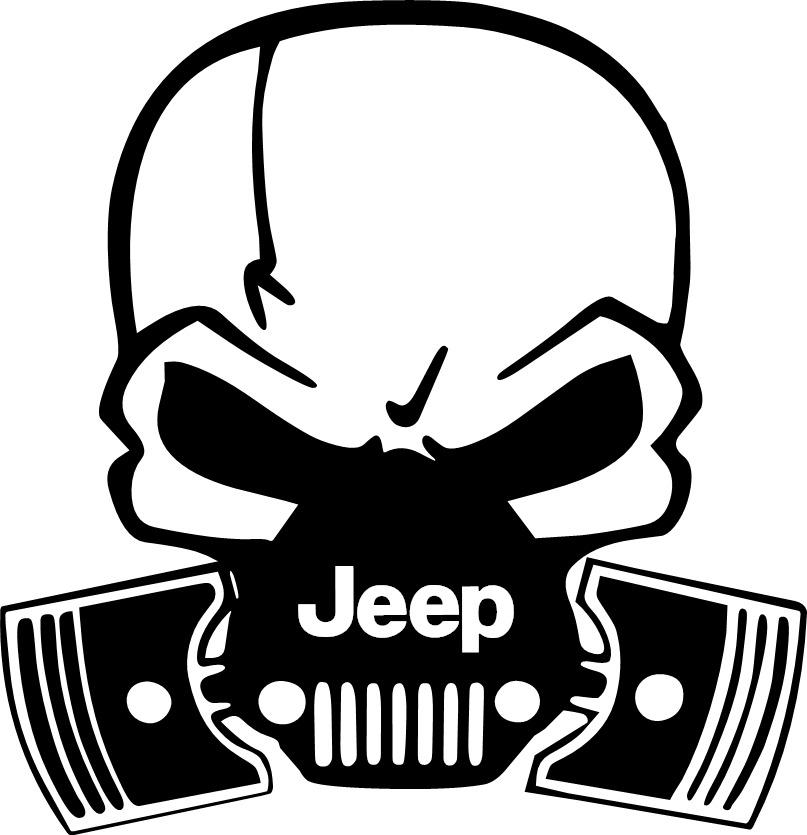 calcomanias jeep punisher bs 400 en mercado libre