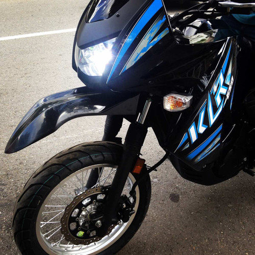 calcomanias klr 650 / stickers klr 650