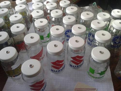 calcomanias para frascos x6