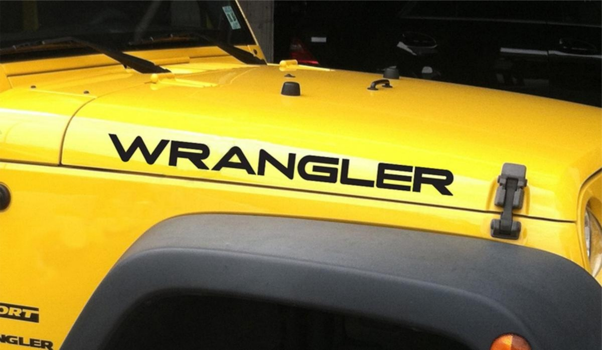 Calcomanias Para Jeep Wrangler Cj Jk Tj Yj Cintas Laterales - Bs  150 000,00