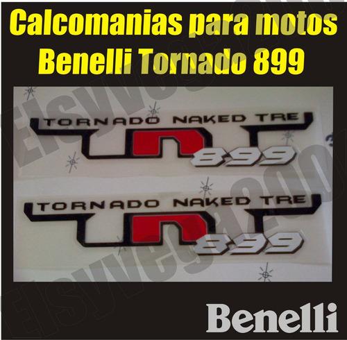 calcomanias para moto benelli tornado tnt 899 y 1130