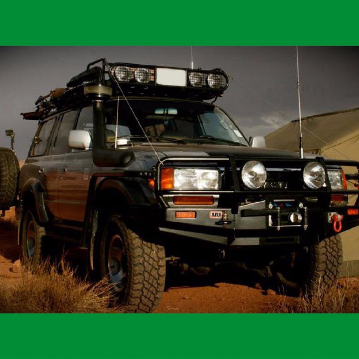 Calcomanias Rusticos Toyota Land Cruiser Autana Meru Arb Bs 100 Cargando Zoom