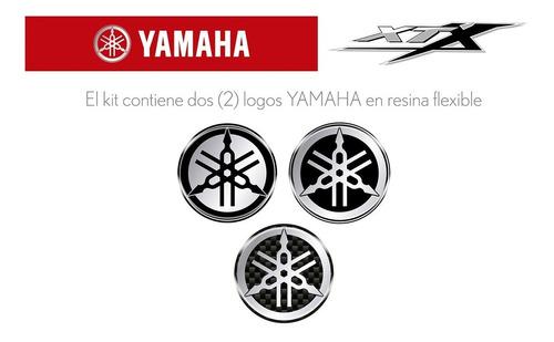 calcomanias sticker yamaha xt660 logos en resina  designpro