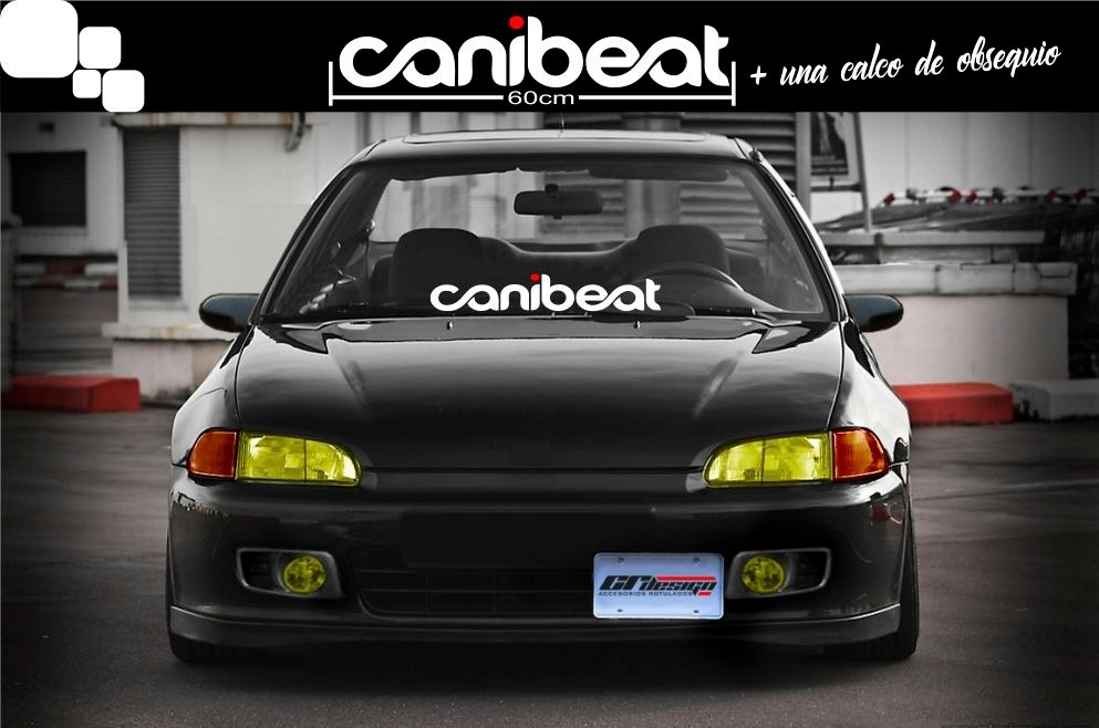 Calcomanias Stickers Jdm Europeo Carros Vidrio Bajo Bs 3 00 En