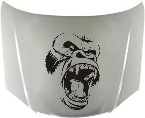 calcos gorila 01 para capot calcomanias graficastuning 00015