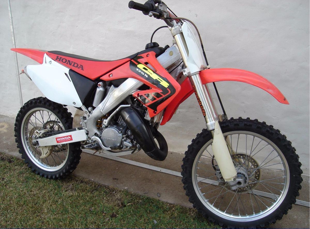 Calcos Honda Cr 125250 Garantia De Por Vida 105061 En Mercado