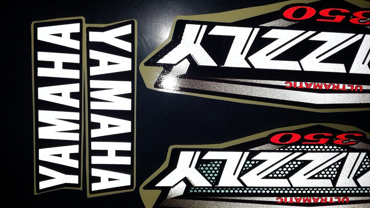 yamaha grizzly logo - photo #1