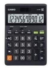 calculadora casio 12 dígitos d-120b solar nueva original