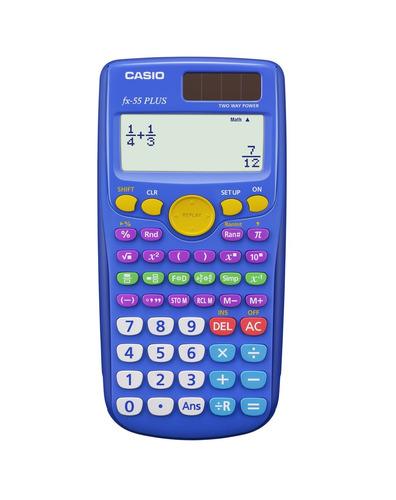 calculadora casio de fracciones