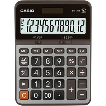 fc8a45af1c6 Calculadora Casio Dx-120b Original.12 Digitos Local Centro -   350 ...