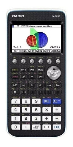 calculadora casio escolar graficadora fx-cg50 nueva palermo