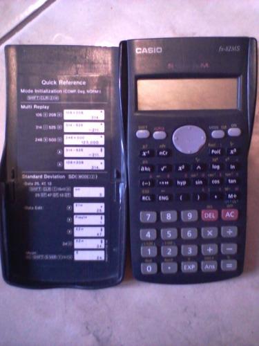 calculadora casio fx-82ms