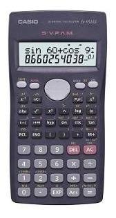 calculadora casio fx 95ms ecuaciones/resolvente