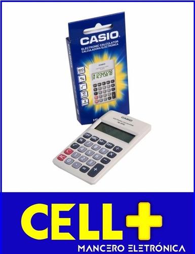 calculadora casio hl-815l ideal para tu negocio