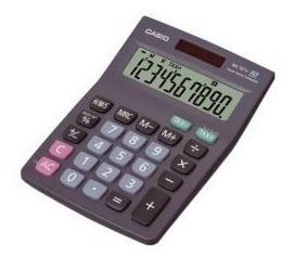 calculadora casio ms 10