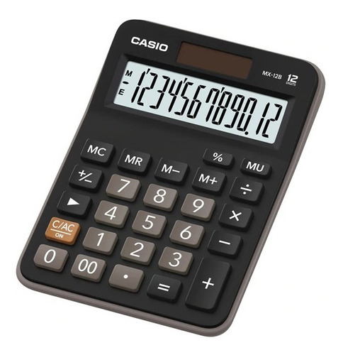 calculadora casio mx-12b