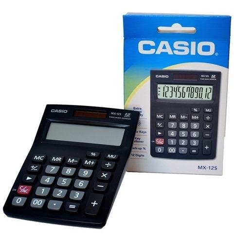 calculadora casio mx-12s  12 digitos.   super oferta!!!