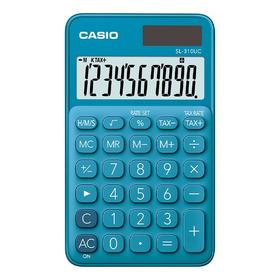 Calculadora Casio Portatil Sl-310uc-bu Azul