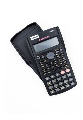 calculadora cientifica 240 funcoes 2 linhas completa
