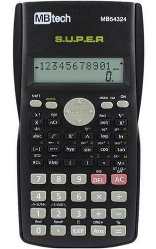 calculadora cientifica 240 funcoes completa estatistica tamp